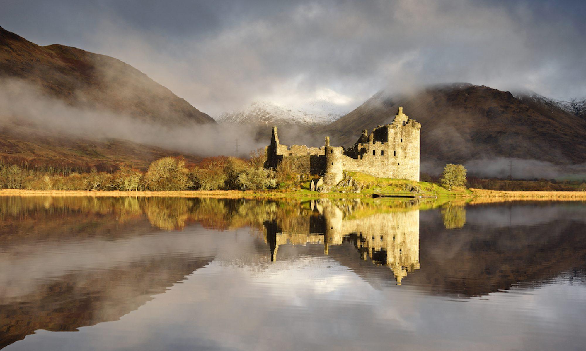Landscape photography of scotland Scottish Photography by George Logan : Landscape, Nature